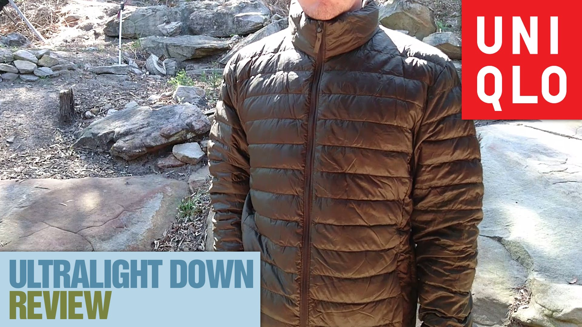 uniqlo ultralight down jacket review packing lite. Black Bedroom Furniture Sets. Home Design Ideas