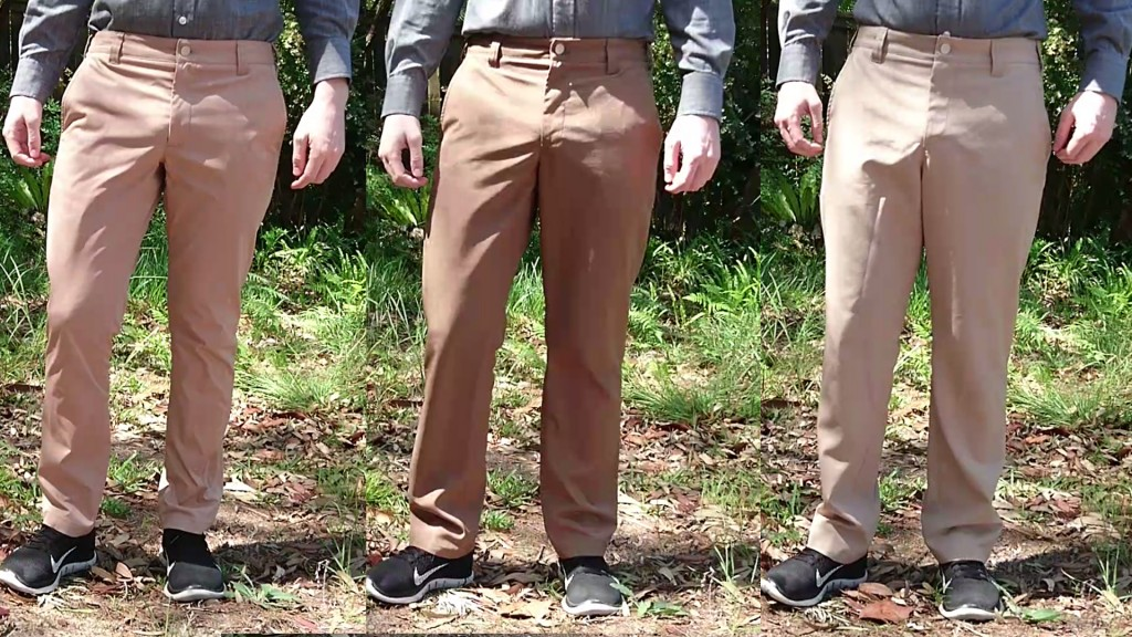 Chinos (Khaki), Original Regular (Brown), Original Relaxed (Khaki)