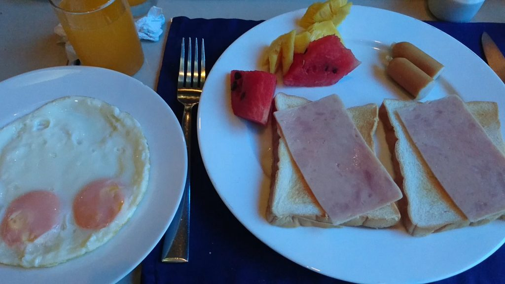 Royal Asia Lodge Breakfast