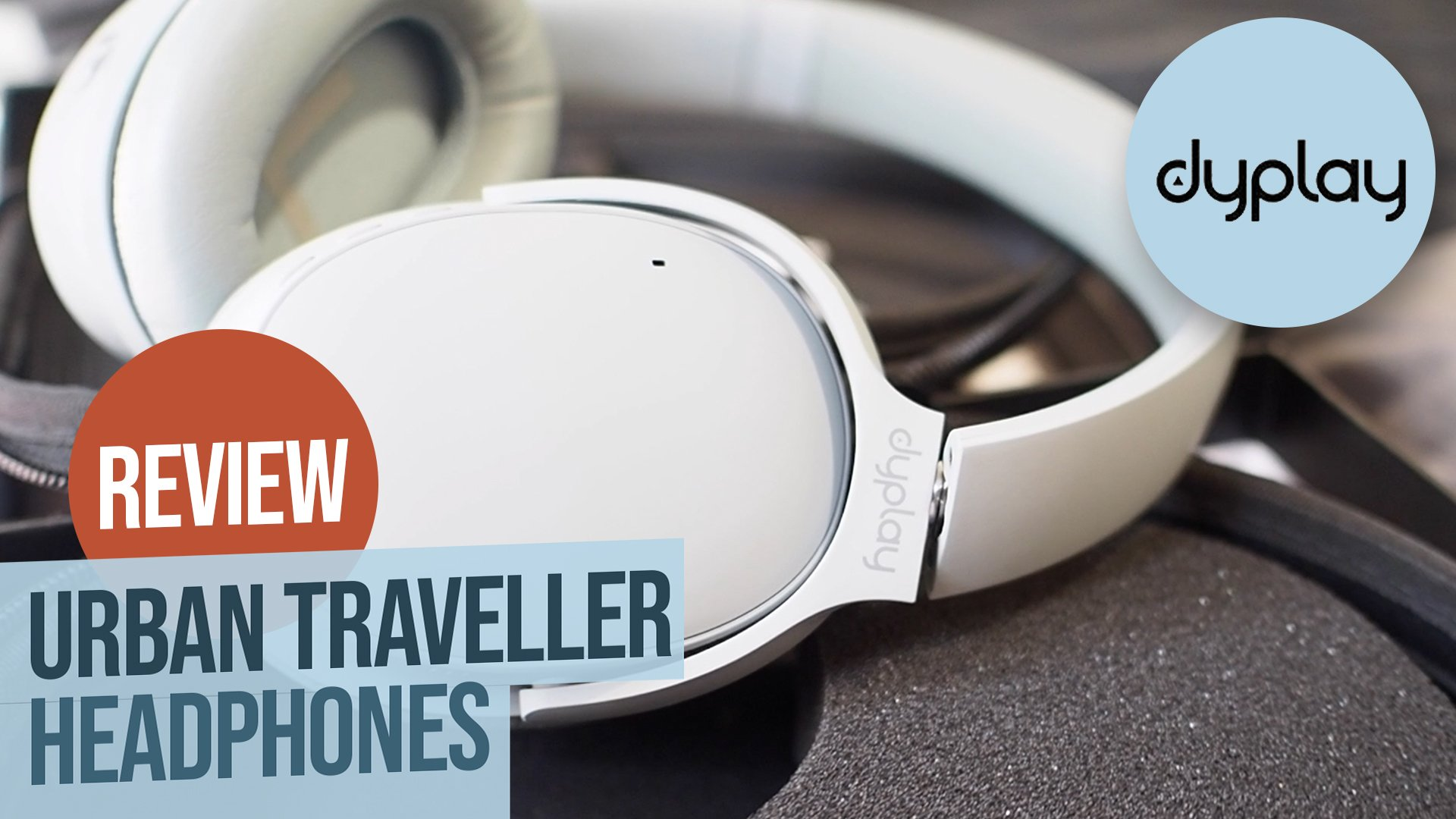 Dyplay Urban Traveller Headphones