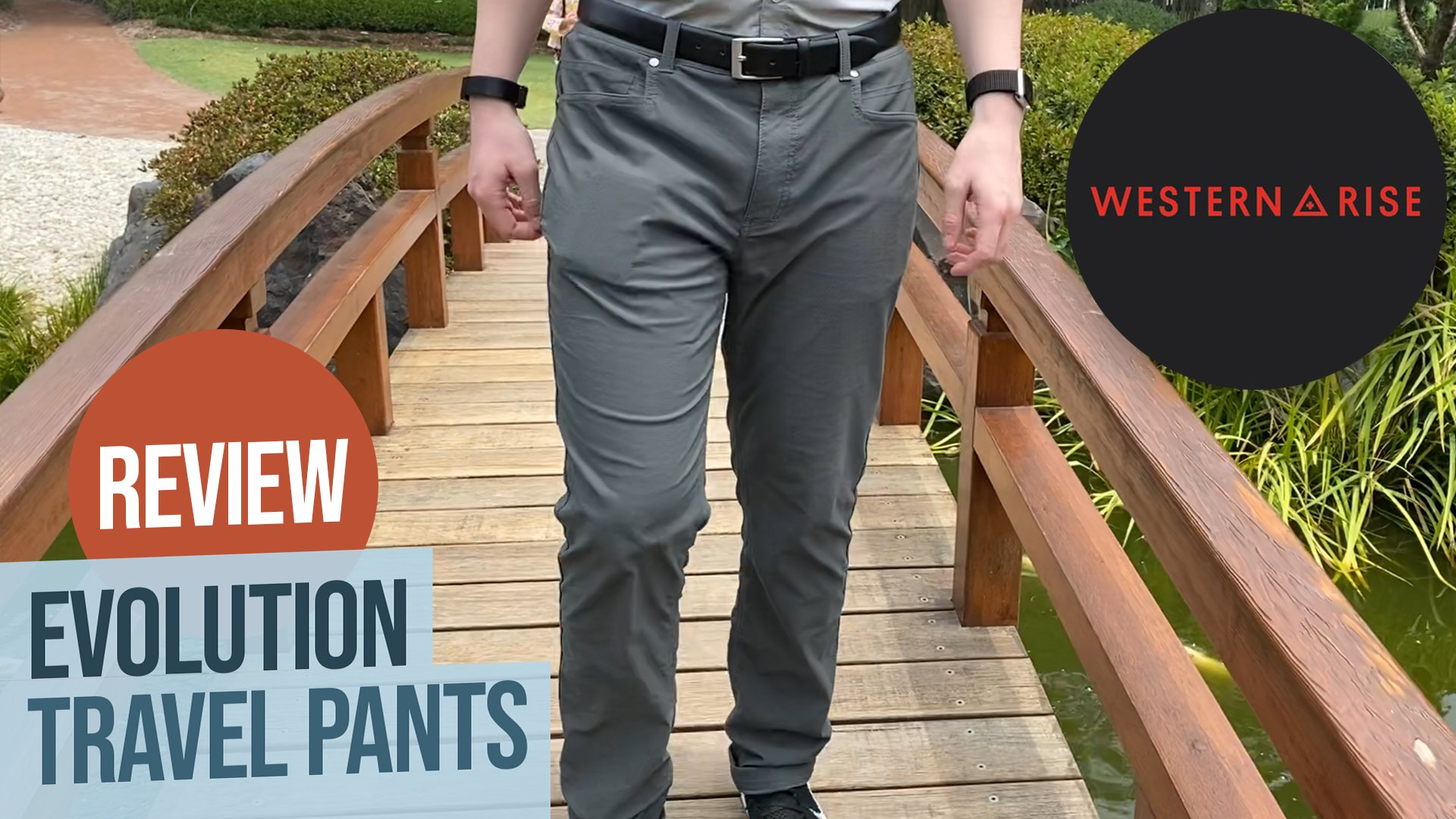Western Rise Evolution Pants Review